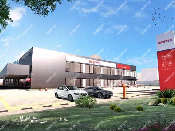 汽车4S站及汽车修理厂规划设计