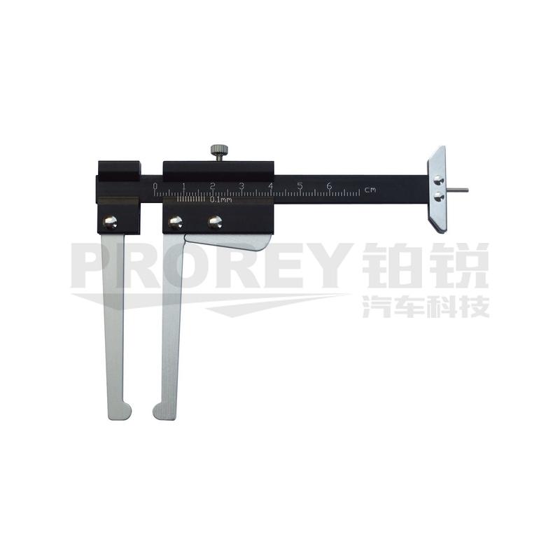 GW-130041203-TJG B7727 刹车盘及胎纹量规 主图