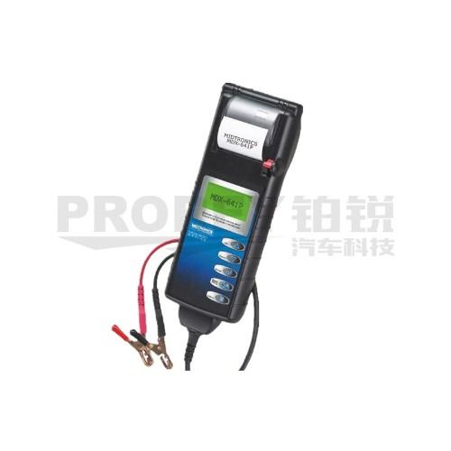 密特 MDX641P 蓄电池检测仪