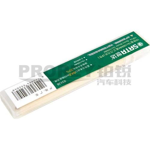 世达 93436 10件套美工刀刀片8节18x100mm