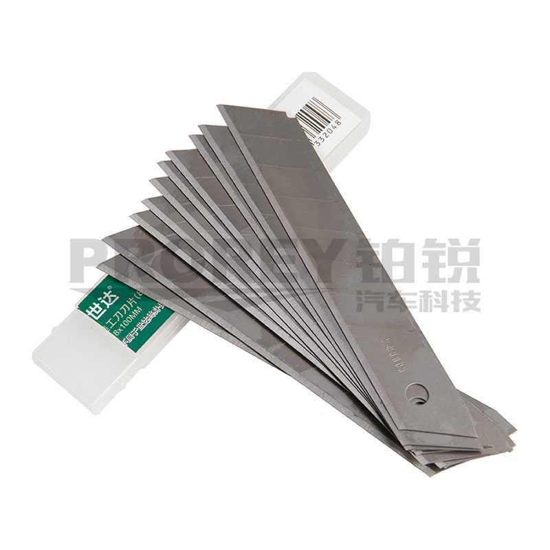 GW-130051248-世达 93436 10件套美工刀刀片8节18x100mm-4