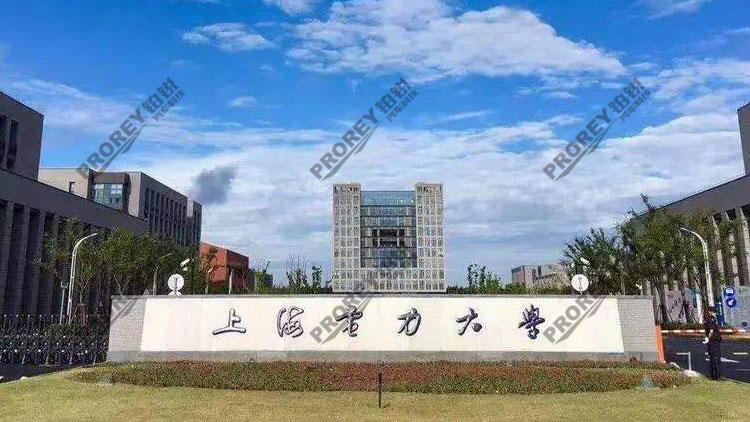 上海电力大学新能源汽车电机的测试台架系统