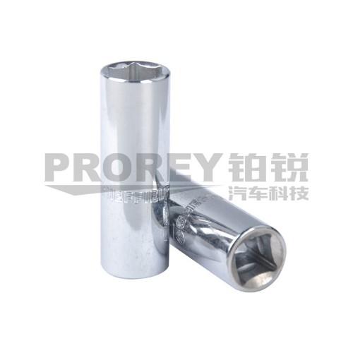 钢盾 S012421 12.5mm系列公制6角火花塞套筒21mm