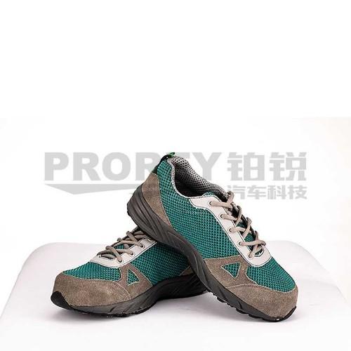 世达 FF0301A 世达经典绿防砸运动安全鞋
