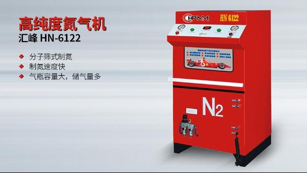 氮气轮胎充气机跟普通充气机的区别