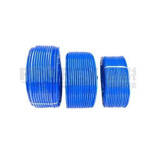 威霸 8x12mm 100米长 PU包纱管(网纹管)