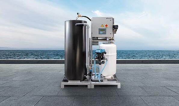 WashTec万洗得-AquaPur 水循环系统