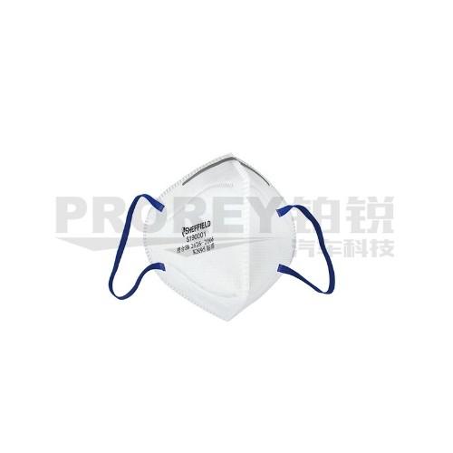 钢盾 S190001 KN95折叠式颗粒物防护口罩(耳戴式)