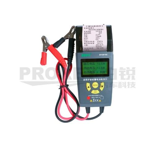 多一 DY3015C 全保护智能蓄电池检测仪