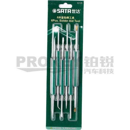 世达 03120 6件套助焊工具