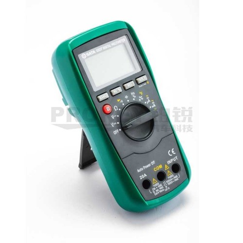 世达 3017 带温度测量数字万用表