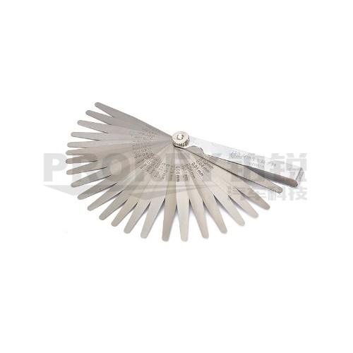 钢盾 S070014 14片塞尺(0.05-1mm)
