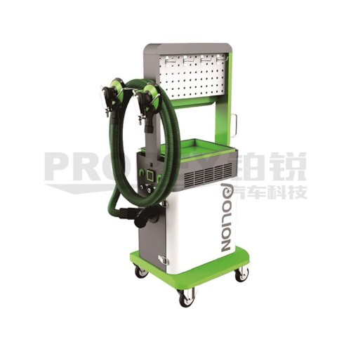 宝隆 P121002 BL-501移动式无尘干磨吸尘主机(电气两用)