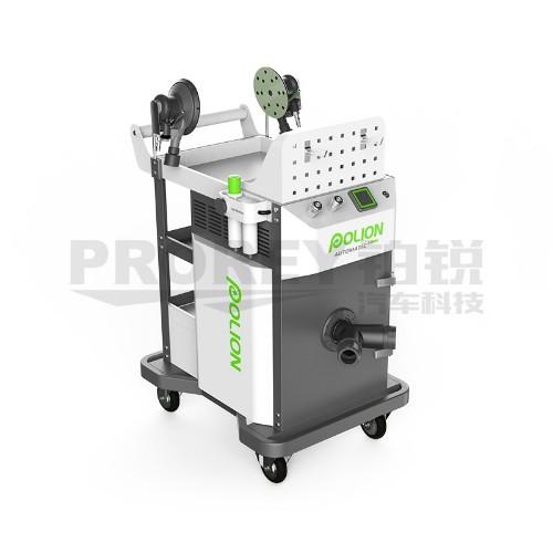 宝隆 P121002 BL-503移动式无尘干磨吸尘主机(电气两用)