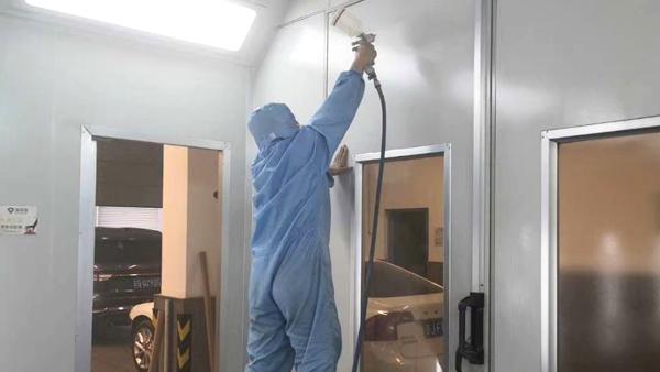 铂锐汽车科技-客户服务-烤漆房保养