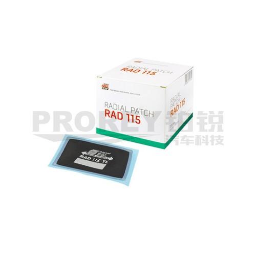 TIPTOP蒂普拓普 5121159 子午胎补片RAD115TL(20片盒)