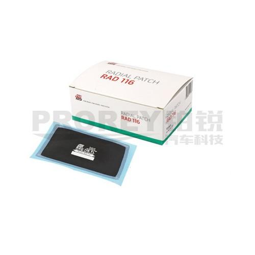 TIPTOP蒂普拓普 5121160 子午胎补片RAD116TL(10片盒)